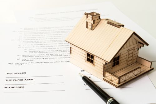 document vente et achat maison_document to buy and sell a house