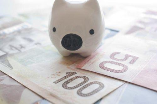 cochon argent_piggybank