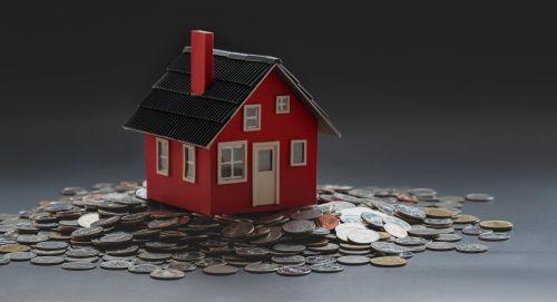 Maison et argent