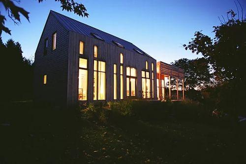 Exterior home Blouin Orzes