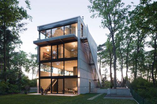 Maison en Allemagne- House in Germany