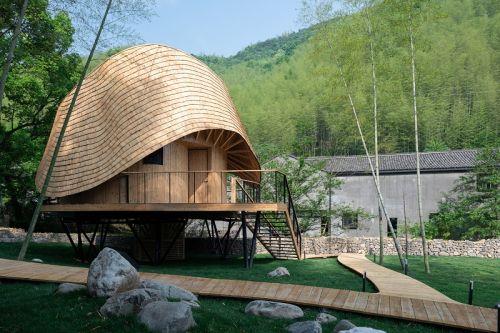 Maison originale en Chine_Unique house in China