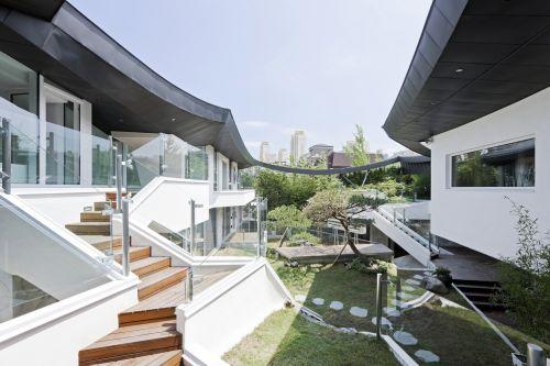 Maison en Corée du Sud_House in South Korea