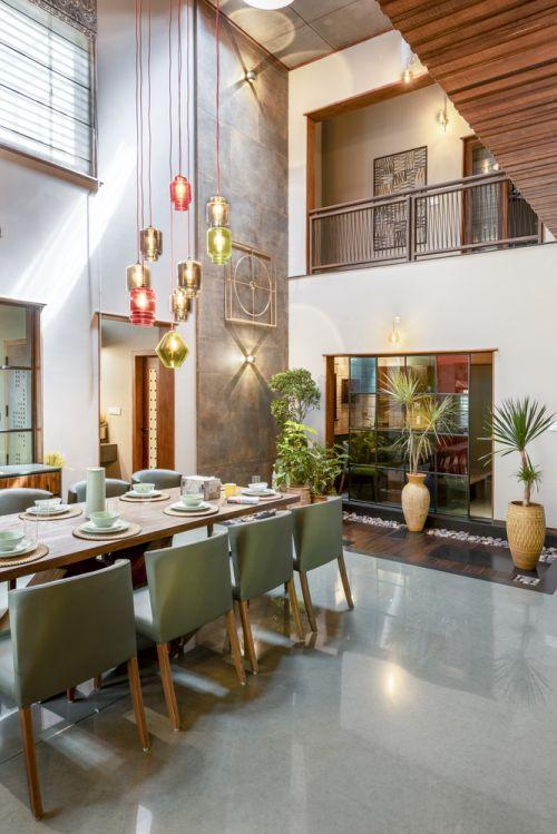 Maison en Inde_House in India