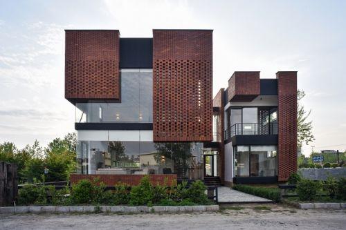 Maison en Iran house