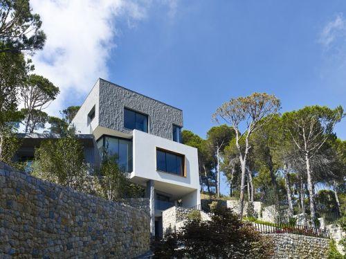 Maison au Liban house