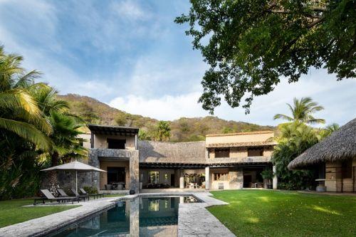 Maison au Mexiqu_House in Mexico