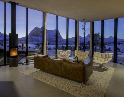 Maison en Norvège_House in Norway