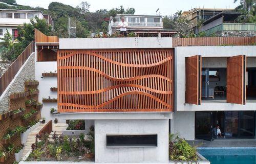 Maison en papouasie nouvelle guinée_papua new guinea house