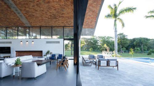 Maison au Paraguay house
