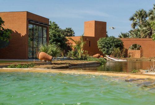 Maison au Sénégal house